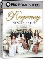 Regency House Party DVD cover