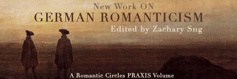 New Work on German Romanticism