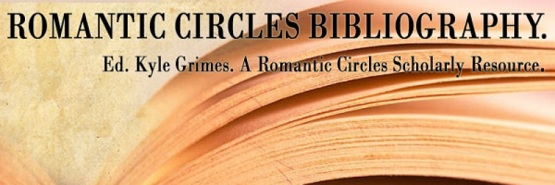 Romantic Circles Biography