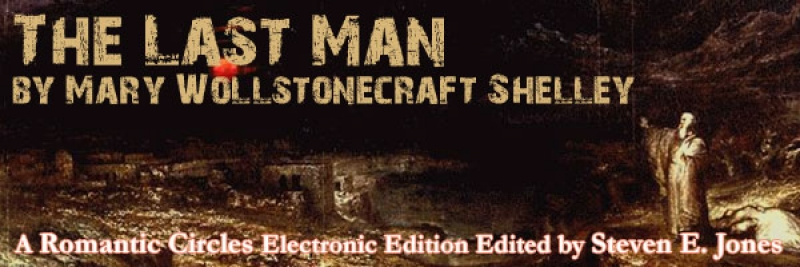 The Last Man, Edited by Steven E. Jones