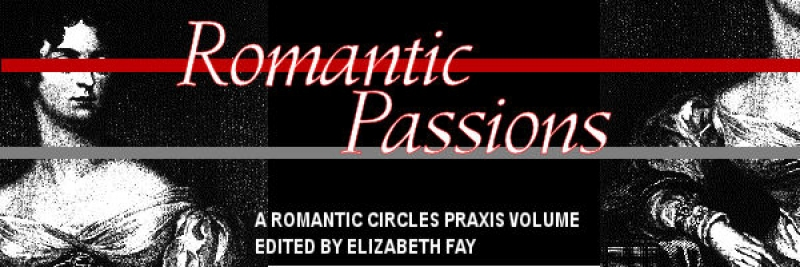 Romantic Passions, Edited by Elizabeth Fay
