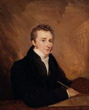 John Martin by Henry Warren, 1839