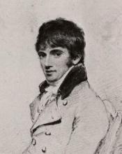 William Daniell by Richard Westall, c. 1800