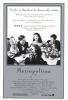 Metropolitan movie poster