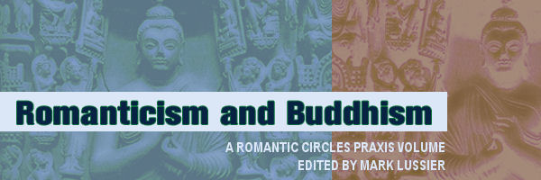 Romanticism and Buddhism, Edited by Mark Lussier