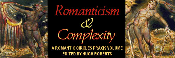 Romanticism and Complexity, Edited by Hugh Roberts