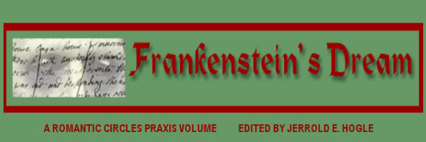 Frankenstein's Dream, Edited by Jerrold E. Hogle