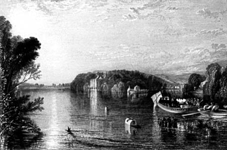 [Engraving: Virginia Water]