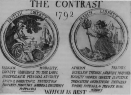 The Contrast 1792