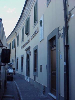 Bagni di Pisa (San Giuliano) | Romantic Circles