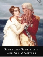 Sense and Sensibility and Sea Monsters book cover