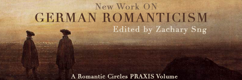 New Work on German Romanticism