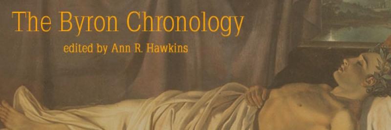 The Byron Chronology