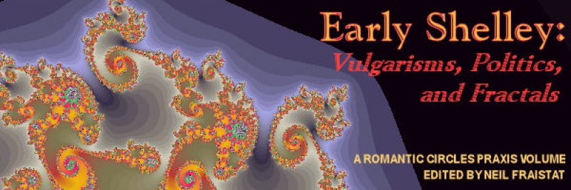 Early Shelley: Vulgarisms, Politics, and Fractals, Edited by Neil Fraistat