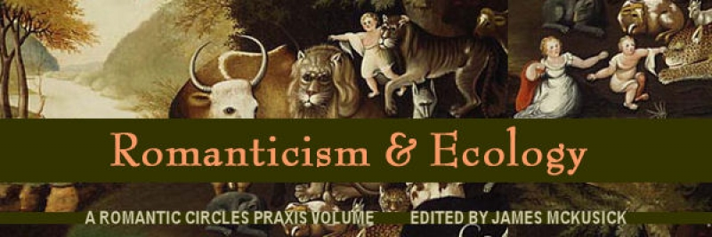 Romanticism and Ecology, Edited by James C. McKusick