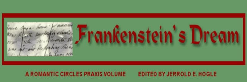 Frankenstein's Dream, Edited by Jerrold E. Hogle