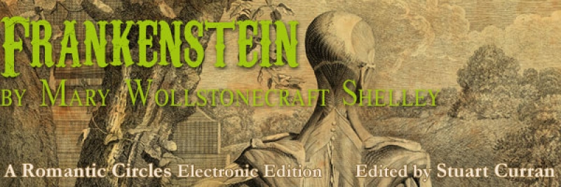 Frankenstein, Edited by Stuart Curran