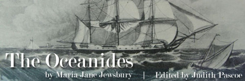 The Oceanides, Edited by Judith Pascoe