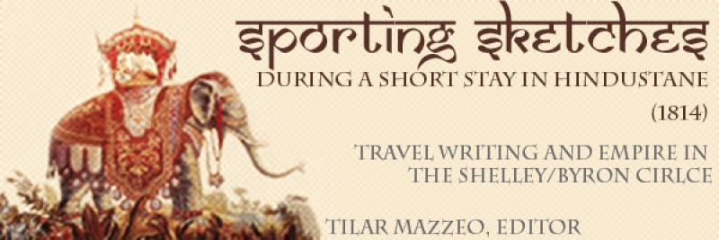 Sporting Sketches, Edited by Tilar Mazzeo