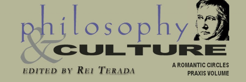 Philosophy and Culture, Edited by Rei Terada