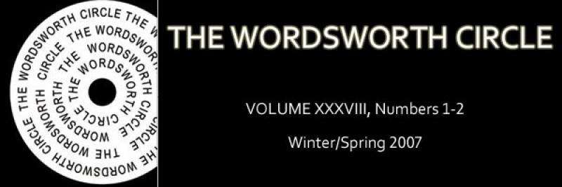 The Wordsworth Circle