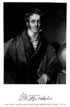John Herschel, 1846