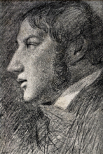 John Constable, Self-portrait 1806