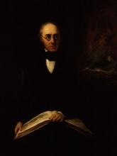 Antony Vandyke Copley Fielding by William Boxall (exhibited 1843)