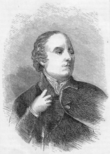 William Gilpin, from Harper's New Monthly Magazine, No. 231, August, 1869