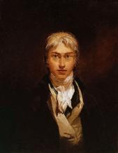 Self portrait of J.M.W. Turner, c. 1799