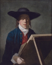 George Morland by Henry Robert Morland, c.1780