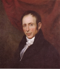 Self-Portrait c.1816-20