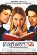 Bridget Jones's Diary movie poster