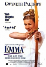 Emma 1996 movie poster