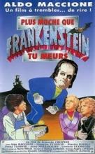 Frankenstein—Italian Style poster