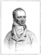 James Caulfield, 1814