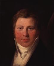 John Varley by William Mulready, 1814