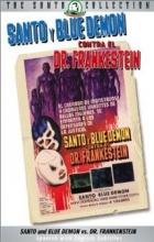 Santo y Blue Demon Contra El Dr. Frankenstein poster