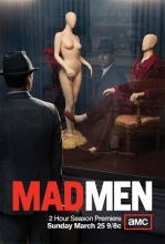 Mad Men season 5 promo poster