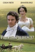 Pride and Prejudice TV promo poster