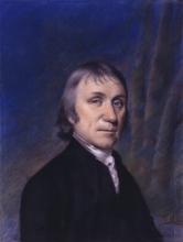 Joseph Priestley by Ellen Sharples (1794)