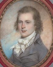 Rembrandt Peale 1795, by James Peale