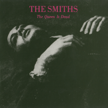 The Queen is Dead album art
