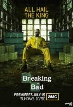 Breaking Bad season 5 promo poster