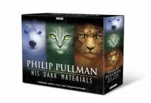 Photo of box set of BBC Radio's His Dark Materials adaptation
