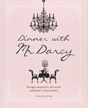Dinner with Mr. Darcy book cover