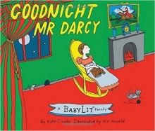 Goodnight Mr. Darcy book cover