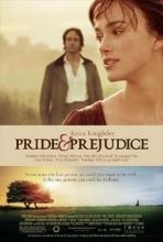 Pride and Prejudice 2005 movie poster