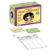 Picture of Pride & Prejudice Trivia game