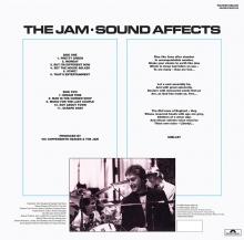 The Jam Sound Affects Album artwork